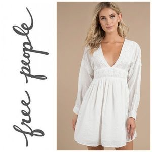 Free People Sugarpie Mini Dress